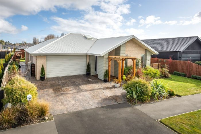 83 Te Korari Street, Marshland, Christchur­ch City, Canterbury, 8083, New Zealand