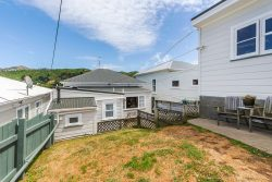 40 Tiber Street, Island Bay, Wellington­, 6023, New Zealand
